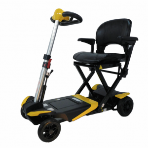 Transformer Electric Folding Scooter 2