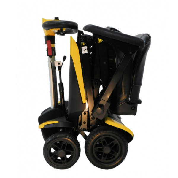 Transformer Electric Folding Scooter 3