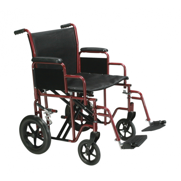 Transport Chair with Wheels