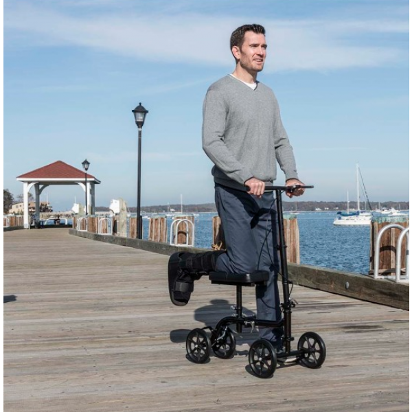 Knee Scooter Foldable 4